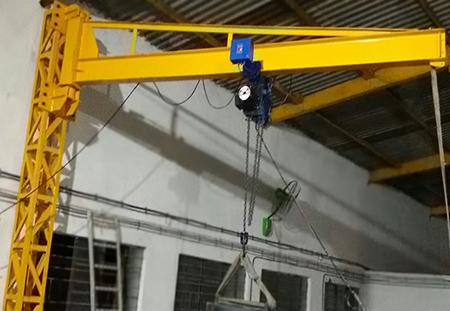 Jib Crane Manufacturer & Supplier in India Since 1998